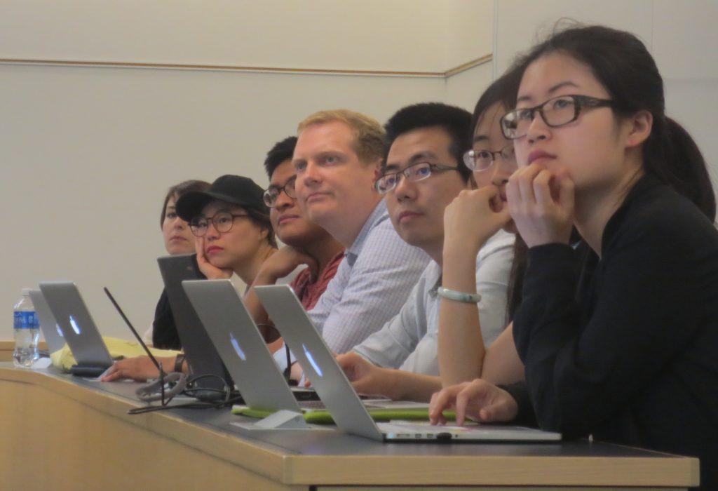 ICOS participants