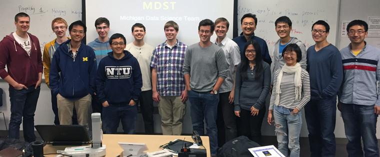 MDST team