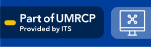 Part of UMRCP provided by ITS