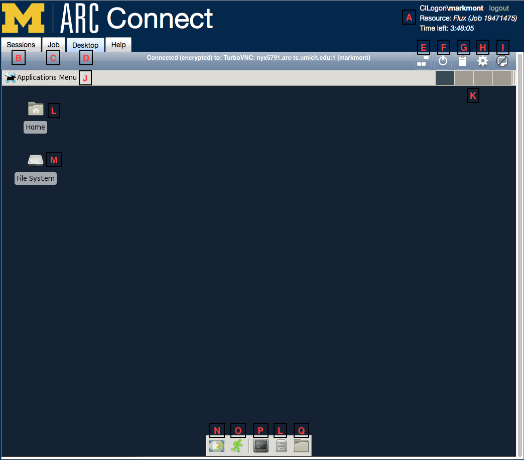 ARC Connect – VNC | ARC-TS