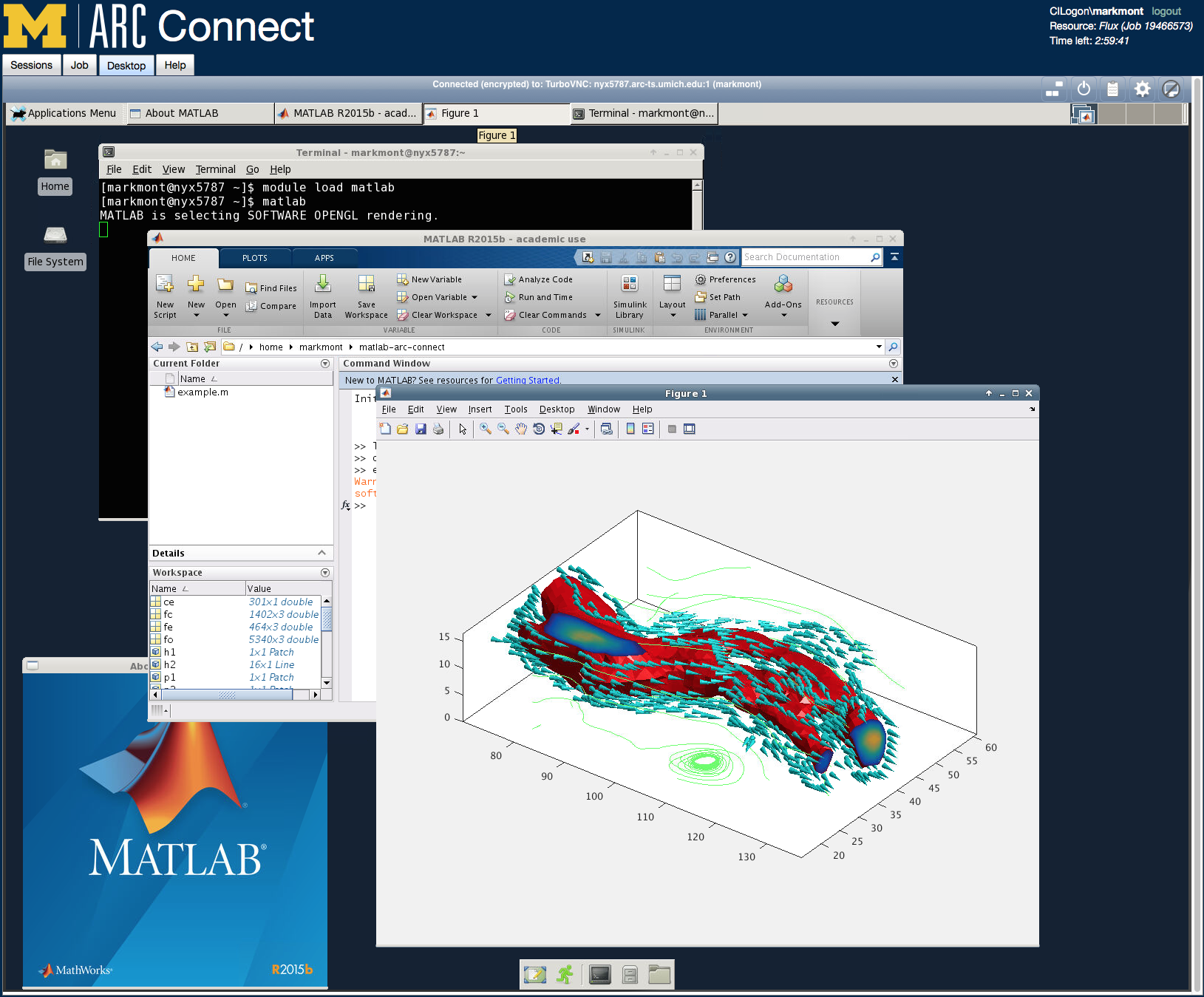 connect-vnc-matlab