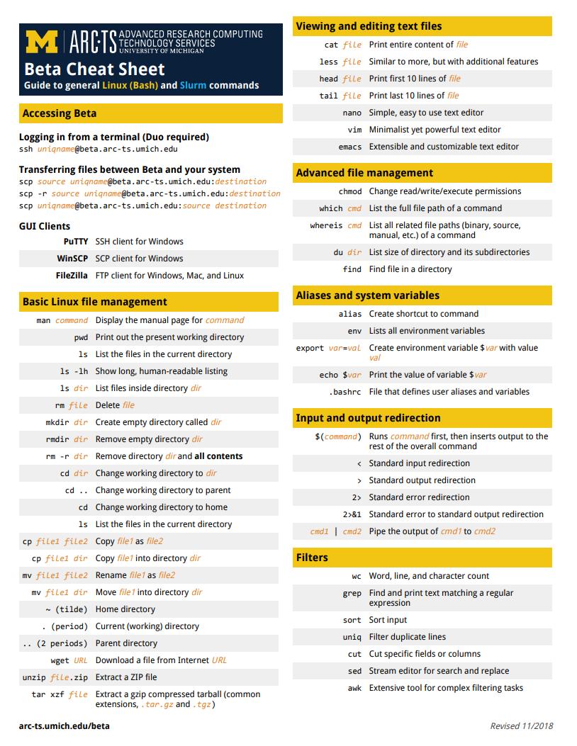 Beta User Guide | ARC-TS